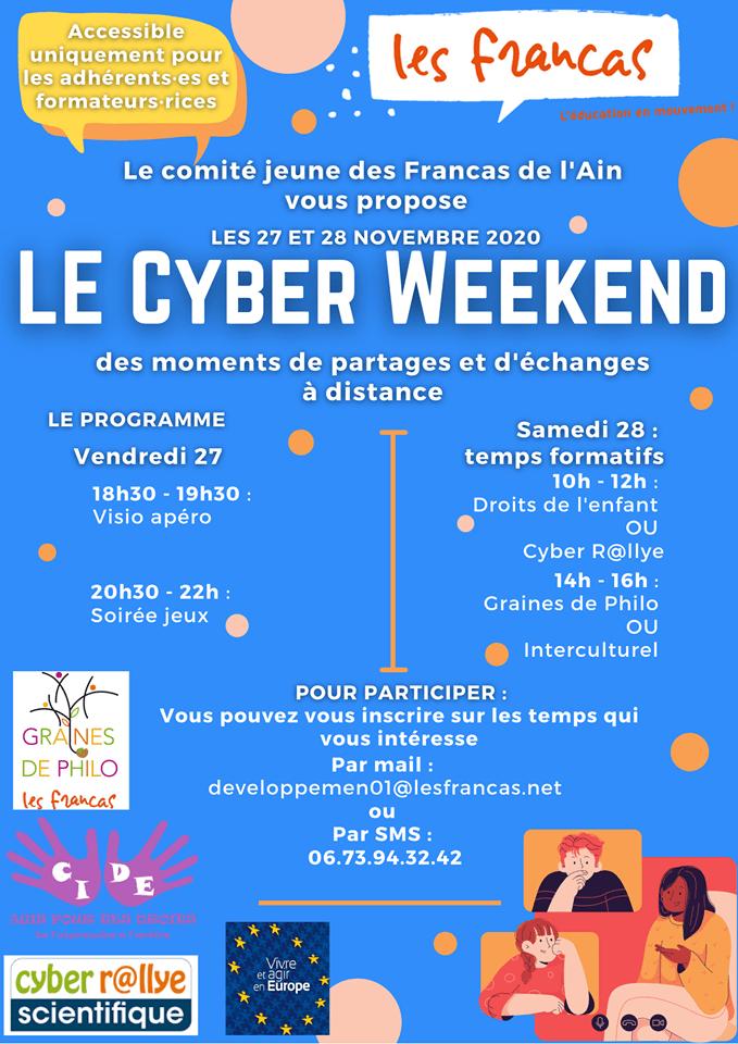 cyber week end