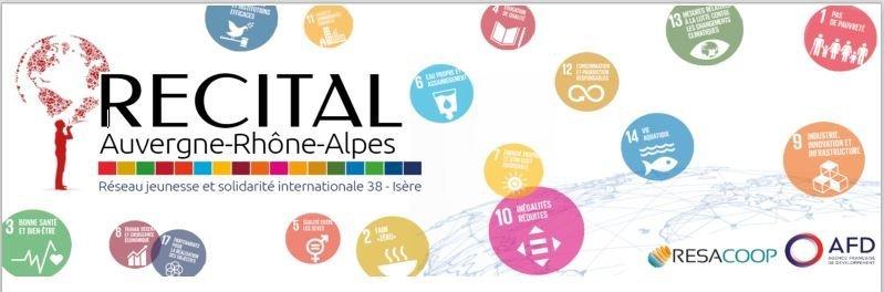 Récital Auvergne-Rhône-Alpes